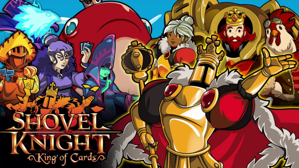 Shovel Knight: King of Cards
