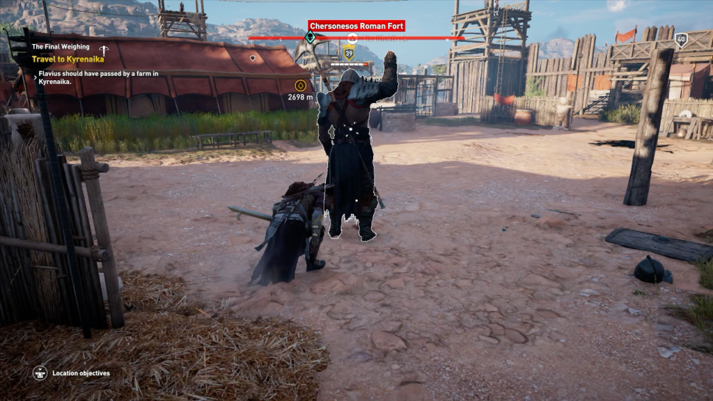 Powerful enemies immune to Bayek's primary skill sucked all the joy out of Assassin's Creed Origins.